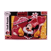 160Pcs Puzzle Minnie