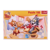 100Pcs Puzzle Tom & Jerry