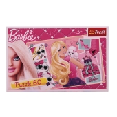 60Pcs Puzzle Barbie