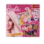 20,36,50 Mix Barbie
