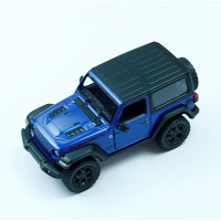 Çekbırak 2018 Jeep Wrangler (Open Top & Hard Top)