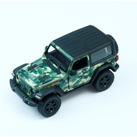 Çekbırak 2018 Jeep Wrangler Camo (Hard Top)
